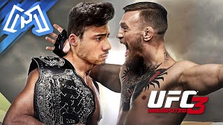 EA SPORTS UFC 3 - MR MUUH VOLTOU ?!