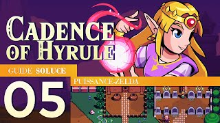 Soluce de Cadence of Hyrule – Étape 5 : Débloquer Link et Zelda