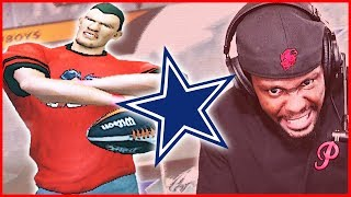 PLAYING THE TEAM I HATE! | NFL Street Walkthrough Part 22