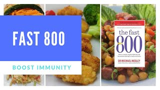 What are the rules for fast 800 | Improving immune system | lose a stone in 21 days