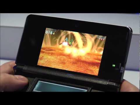 Gameplay E3 de Starfox 64 3D