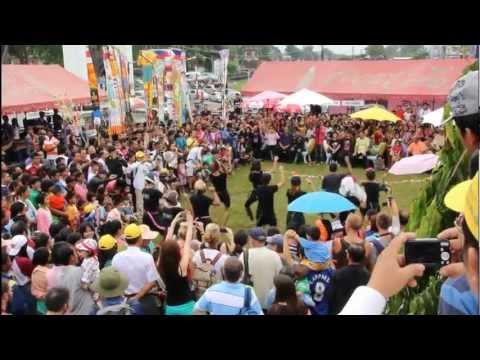 泰國猴子節 Thailand Monkey Buffet Festival