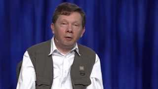 Eckhart Tolle talks about What Happens When We Die