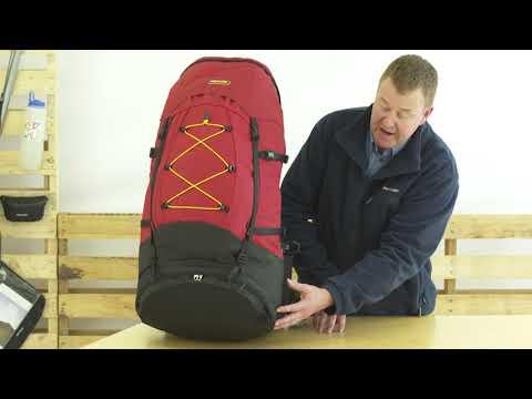 One Planet Larrikin Backpack