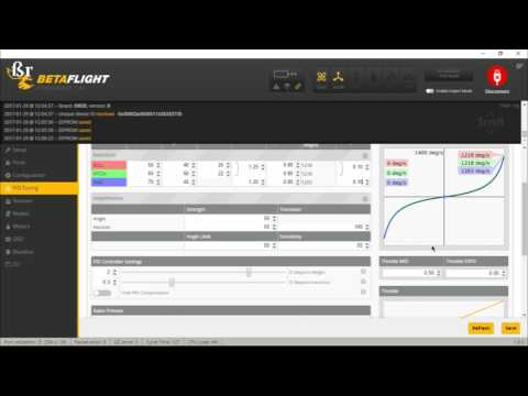 betaflight 3.1