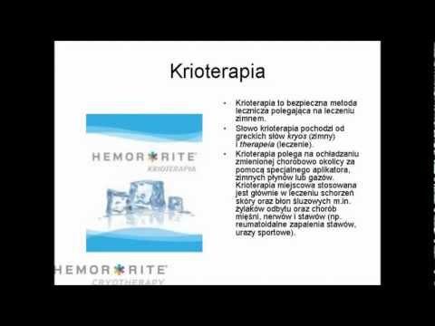 Hemoroidy i odbytu