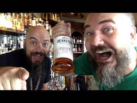 {Livestream} Whisky Review - Deanston Virgin Oak with Deanston 12 Comparison