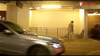 Man smokes at Mount Elizabeth Hospital