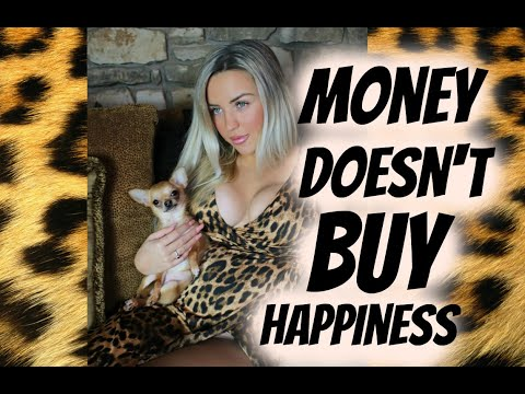 Money Doesn't Buy Happiness