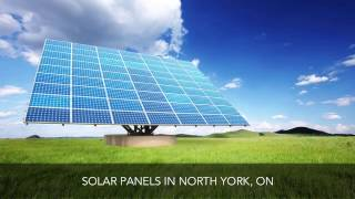 preview picture of video 'Vantage Energy Inc. Solar Panels North York ON'