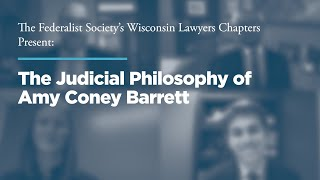 Click to play: The Judicial Philosophy of Amy Coney Barrett