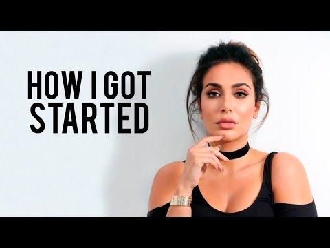 , title : 'My makeup business story!   كيف بدأت مسيرتي المهنية!