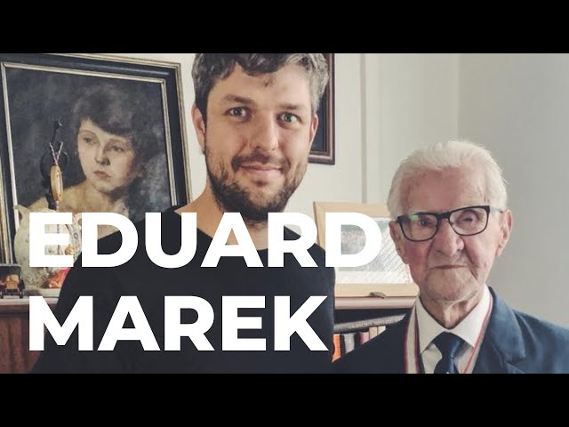 DEEP TALKS Petra Ludwiga: Eduard Marek o smyslu života, osobních hodnotách a skautech