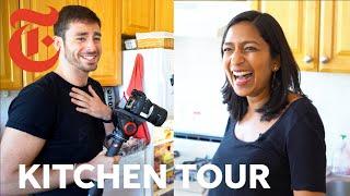 Inside Priya Krishna's Kitchen | NYT Cooking