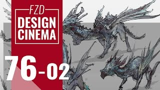 Design Cinema - EP 76 - Part 2 - Dragon Thumbnails