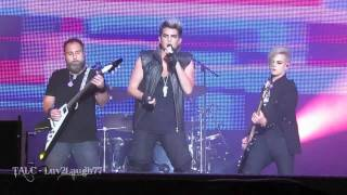 If I Had You - Adam Lambert - HD Live - Sainte Agathe