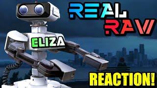 Eliza For The Nintendo Switch   Eliza Game Trailer Reaction!