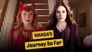 Wanda Maximoff: Scarlet Witch's MCU Journey So Far (Before WandaVision) by Comicbook.com