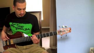 Taproot - Dragged Down - Bass Play Thru