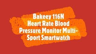 Bakeey 116N Smartwatch