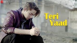 Teri Yaad - Official Music Video | Kunal Soni | Shibangee Dhar | Priya Rai | Sapna Choubey
