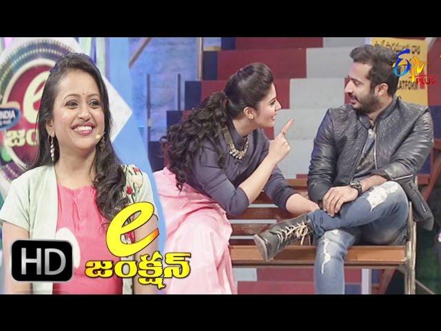 E-Junction – January 23rd 2017 – Full Episode | Sreemukhi and Ravi