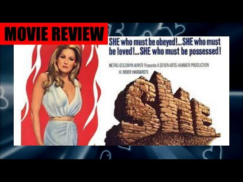 SHE Movie review. THE HAMMER COLLECTION review