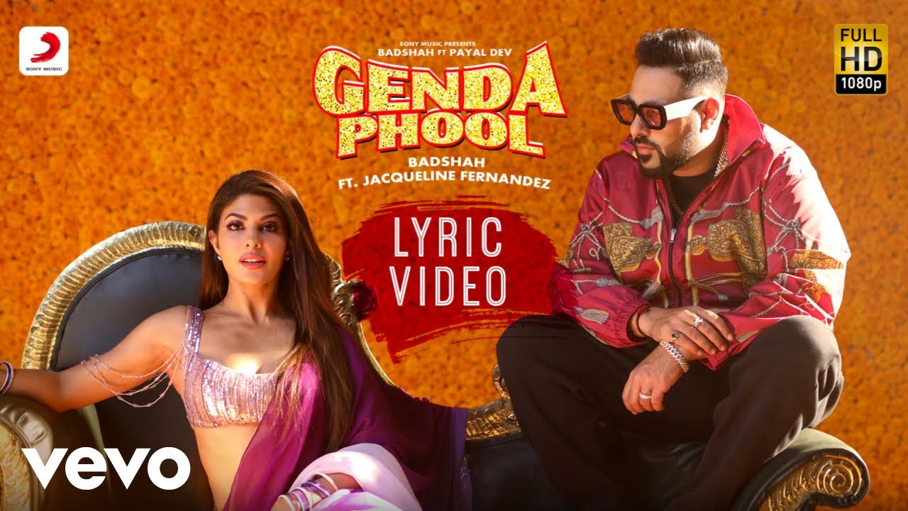 Genda Phool Lyrics - Badshah | Payal Dev| Badshah & Payal Dev Lyrics