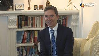 INTERVIU Comisarul pentru comerţ cu Europa al Marii Britanii: Cred că România şi UK ar trebui să privească viitorul cu ambiţie
