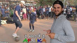 JEG UDFORDRER AFRIKA!