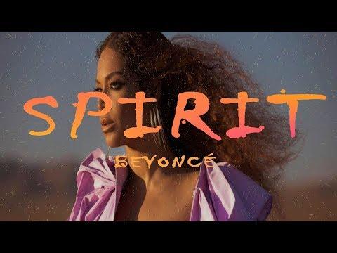 Beyoncé – SPIRIT from Disney's The Lion King  (Lyrics Video)