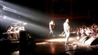 Danko Jones - I Believe In God (AB 25/10/2012 - On Stage)