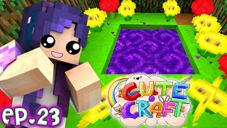 I Angered the Twilight Forest MINECRAFT GODS!! | CuteCraft Minecraft SMP - Ep. 23