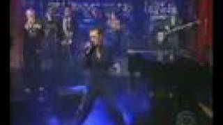 "Cherry Poppin' Daddies - ""Zoot Suit Riot"" on Letterman"