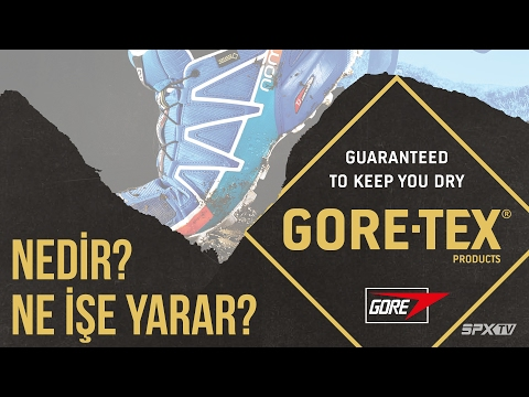 Salomon Outline Gore-Tex Erkek Outdoor Ayakkabı Video 2