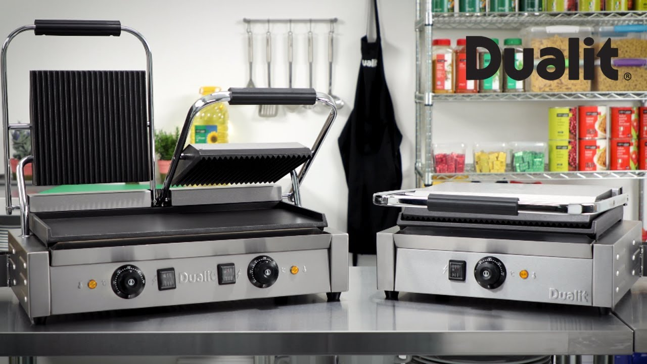Contact Grills | Grills, Griddles & Toasters | Catering | Dualit