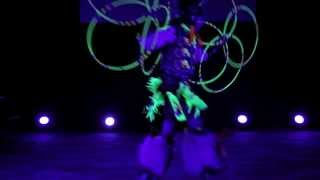 Brian Hammill – America's Got Talent Hoop Dance Audition, 2014, by airmajor