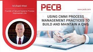 Usando prácticas de gestión de procesos CMMI para construir y mantener un sistema de gestión de calidad