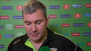 James Horan Interview Post All Ireland Football Final 2013