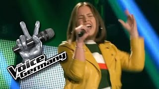 Ex's & Oh's   Elle King | Mathea Höller Cover | The Voice Of Germany 2016 | Blind Audition