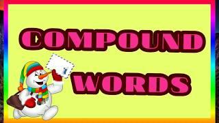 Compound Words । 50 Compound Words