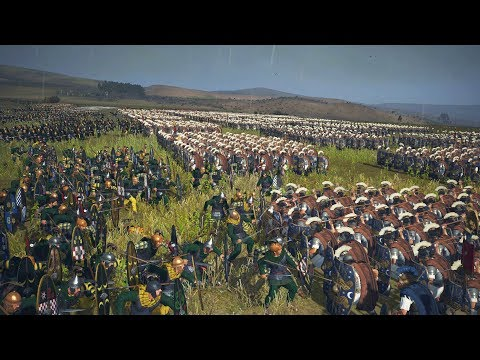 Способен ли Римский Легион удержать ярость Галлов!? ЧЕМПИОНАТ 2020 по Total War: Rome 2