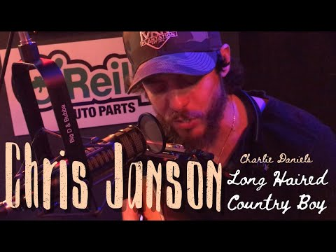 Chris Janson - Long Haired Country Boy (Charlie Daniels Cover) - Bigdandbubba
