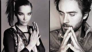 Bjork feat. 30 Seconds To Mars-Hunter.