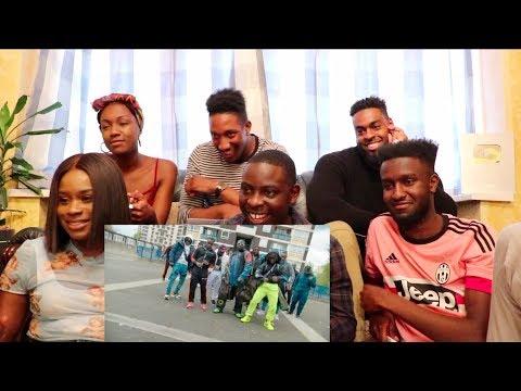 NSG - OT Bop ( REACTION VIDEO )    @NSG @Ubunifuspace