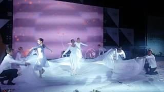 Прекрасный романтичный балет на сцене Золотой конференции Орифлейм 2016