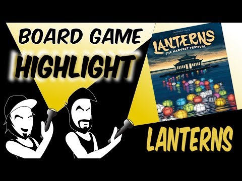 Board Game Highlight: Lanterns