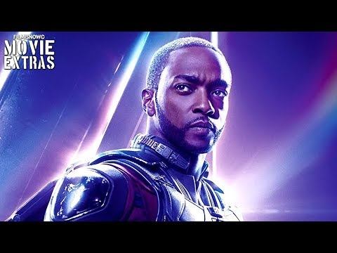 Marvel's FALCON - The Complete Story | Best Action Scenes Compilation