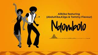 Alikiba x Abdukiba x K2ga x Tommy Flavour - Ndombolo (Official Audio)