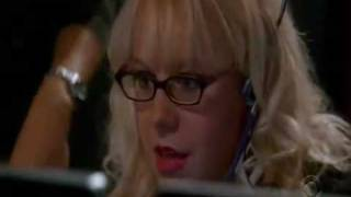 Criminal Minds 2x02 - Garcia is not basic at all